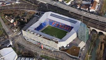 Das Finale der Europa League wird am 18. Mai im Joggeli stattfinden. (Archiv)