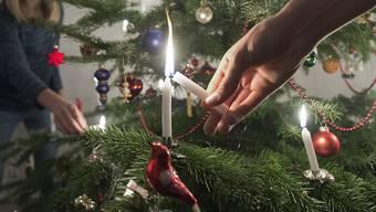 Nur noch einen Monat bis Weihnachten. (Symbolbild)