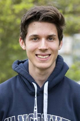 Tobias Hefti (17), Schlieren: «Der Klimagarten gefällt mir. Aber es sind nicht nur Pflanzen betroffen, sondern auch Tiere und Menschen. Ich fände es auch wichtig, dass die Helfer die Wärme im Gewächshaus spüren.»