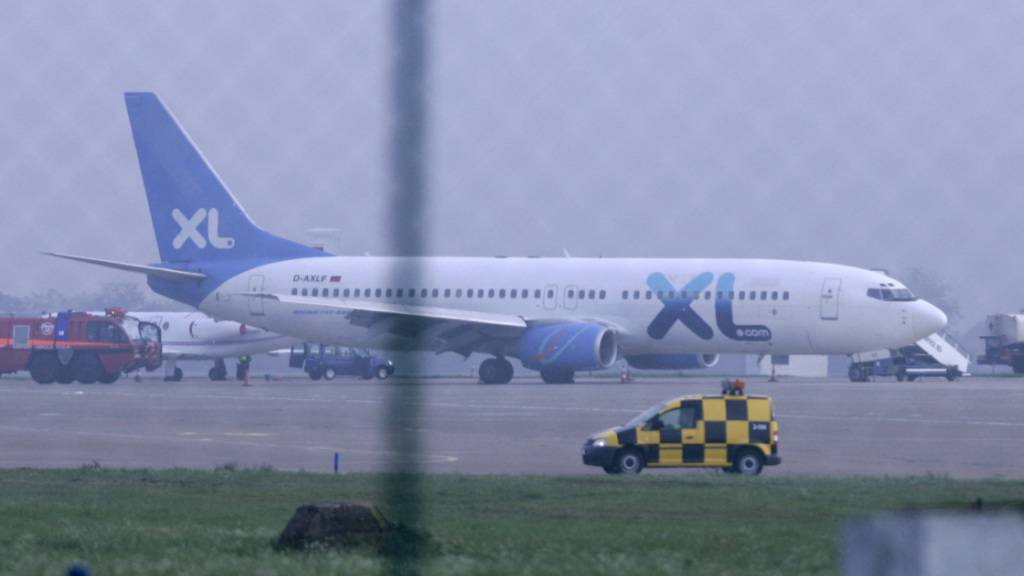 Die französische Airline XL Airways ist in finanzielle Turbulenzen geraten und hat den Ticketverkauf eingestellt. (Archiv)