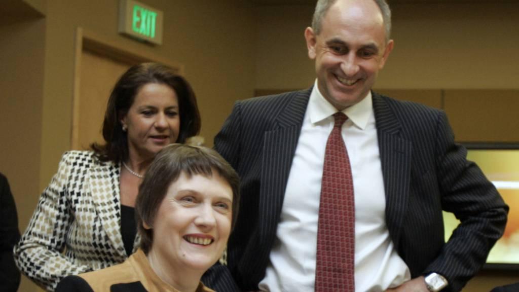 USA schicken Trump-Berater ins Rennen um OECD-Chefposten