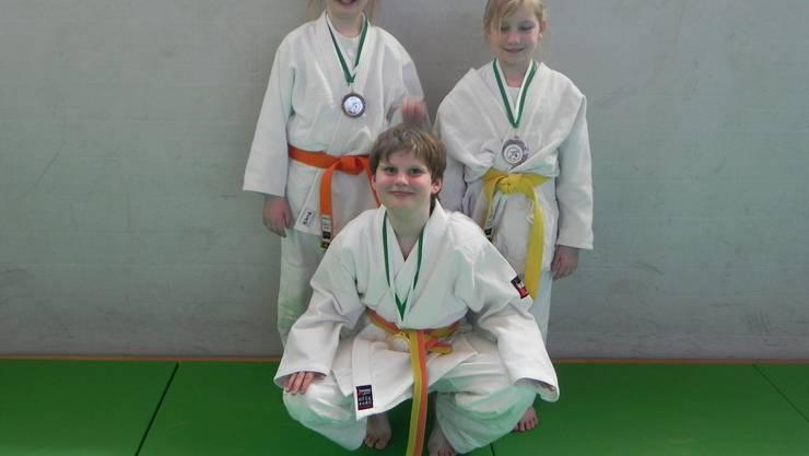 Erfolgreiche Judokas