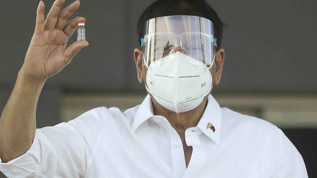 Corona-Impfungen auf den Philippinen angelaufen