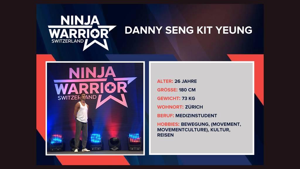 Danny Seng Kit Yeung