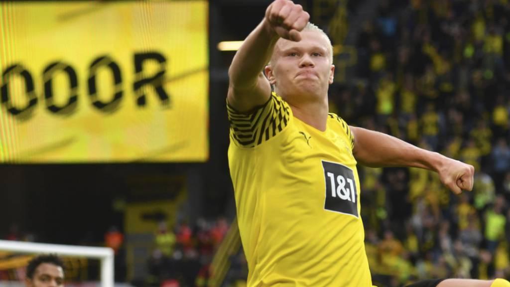 Siege für Dortmund und Leverkusen