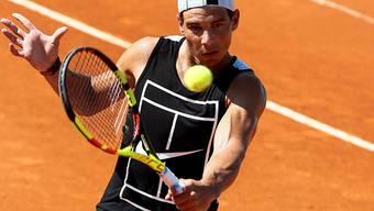 Rafael Nadal tritt nächsten Monat am Wimbledon-Vorbereitungsturnier in Queen's an