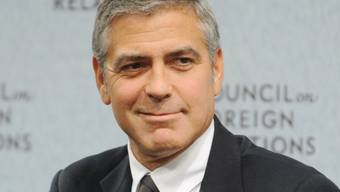 Wer nicht will, hat gehabt: George Clooney nicht am Opernball (Archiv)
