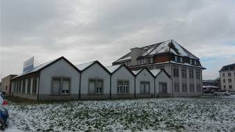 Bis Juli werden 32 Mitarbeiter von Baden nach Laufenburg verlagert, wo es noch Landreserven gibt für eine Erweiterung des Druckzentrums.az
