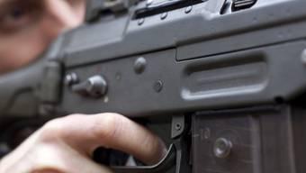 Nicht beim Schiessen löste sich der Schuss, sondern bei der Entladekontrolle (Symbolbild)