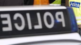 Ein Auto der Waadtländer Polizei (Symbolbild)