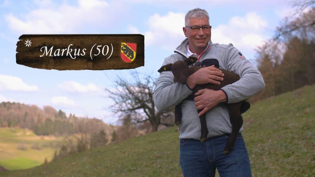 Bauer, ledig, sucht... ST16 - Portrait Markus 50 (BE)