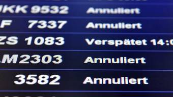 Wird ein Flug annulliert, steht den Passagieren eine Entschädigung zu.