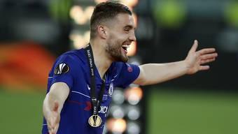 Mateo Kovacic wurde von Chelsea definitiv übernommen