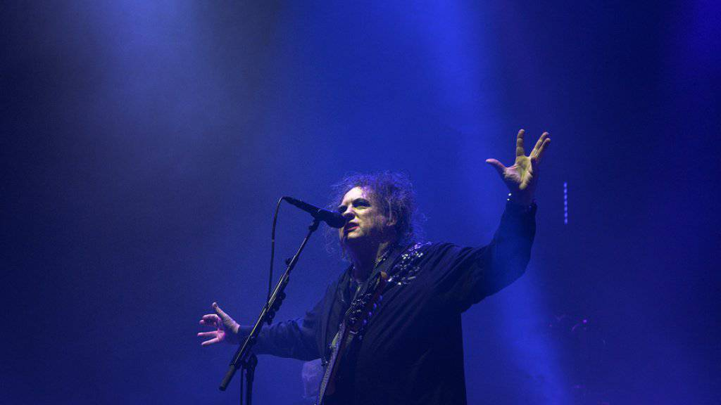 The Cure in der Rock and Roll Hall of Fame