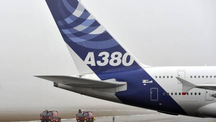 Bestellungen von Emirates retten Airbus (Symbolbild)