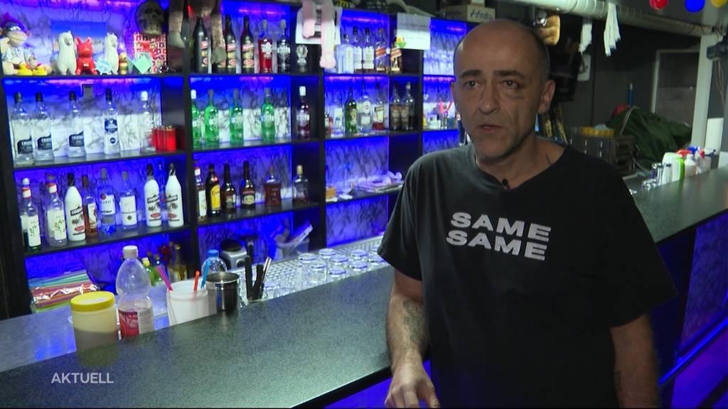 Biker-Gang soll Barbesitzer in Langenthal verprügelt haben