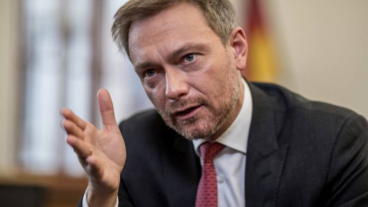 """Der FDP-Bundesvorsitzende Christian Lindner, aufgenommen am 15. Dezember 2017 in Berlin, hat nichts gegen die Wortschöpfung """"lindnern"""". (Archiv)"""