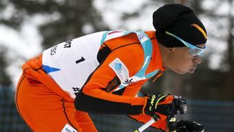 Tragischer Held der nordischen Weltmeisterschaften: Venezolaner Adrian Solano.