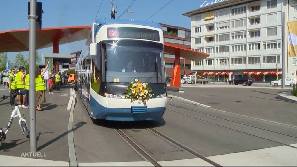 Fährt die Limmattal-Bahn künftig bis nach Baden?