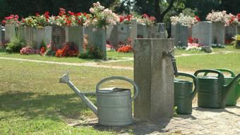 Kein Platz für Muslim-Gräber