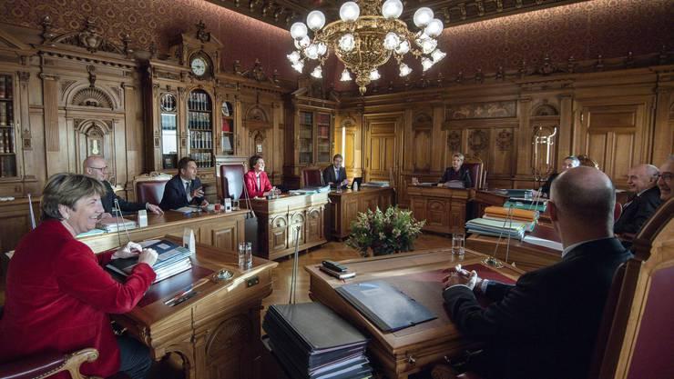 Der Bundesrat prüft eine Verlängerung von Unterstützungsleistungen.