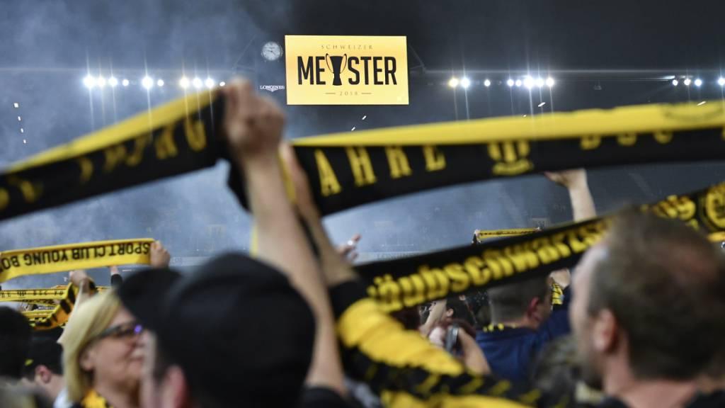Mutmassliche FCZ-Fans ist nach Angriff auf YB-Zug vor Gericht