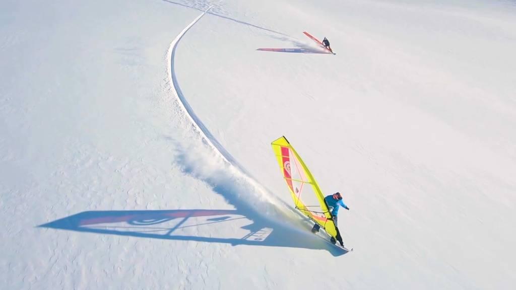 Adrenalin pur: Wenn eine Extremsportart allein nicht reicht