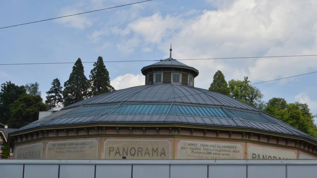Die Geschichte des Bourbaki Panorama