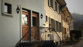 Doppeltür-Haus mit zwei Türen in Endingen