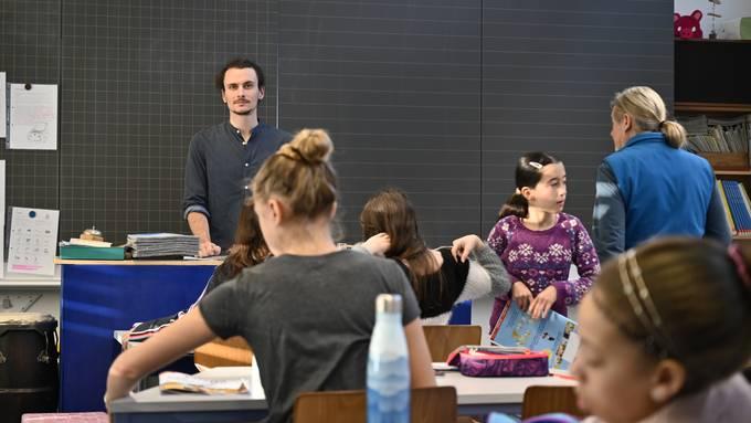 PH-Studenten unterrichten in Grenchen