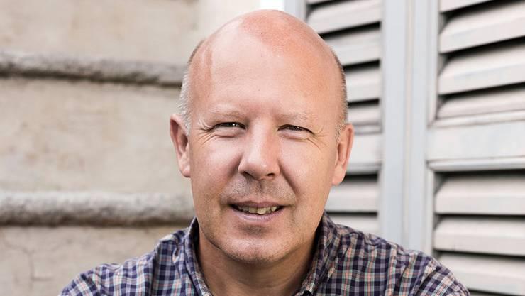 Michael Hug, Präsident von Region Solothurn Tourismus und Präsident der Fondation Reinhardt von Graffenried in Bern.