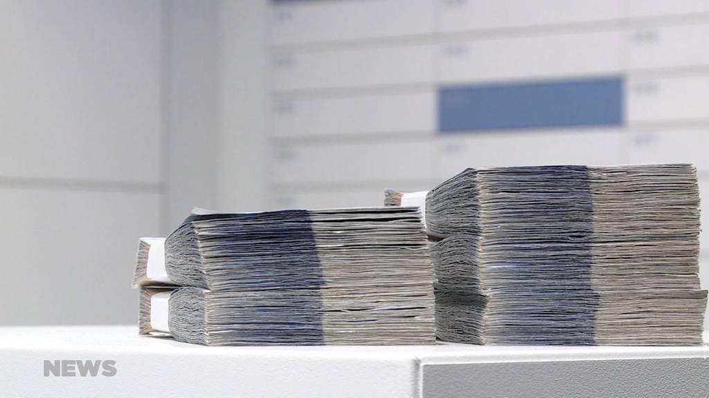 Defizit von mehr als 50 Millionen Franken: Zahlen des Stadt Berner Finanzhaushalts bleiben weiterhin rot