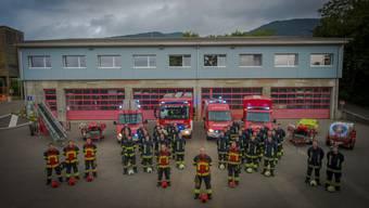 Ausstellung der Feuerwehr Bettlach