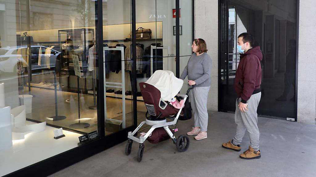 Coronakrise brockt Zara-Mutterkonzern Inditex Quartalsverlust ein
