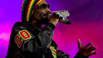 "Reggae statt Rap: Musiker Snoop Dogg, respektive ""Snoop Lion"" (Archiv)"