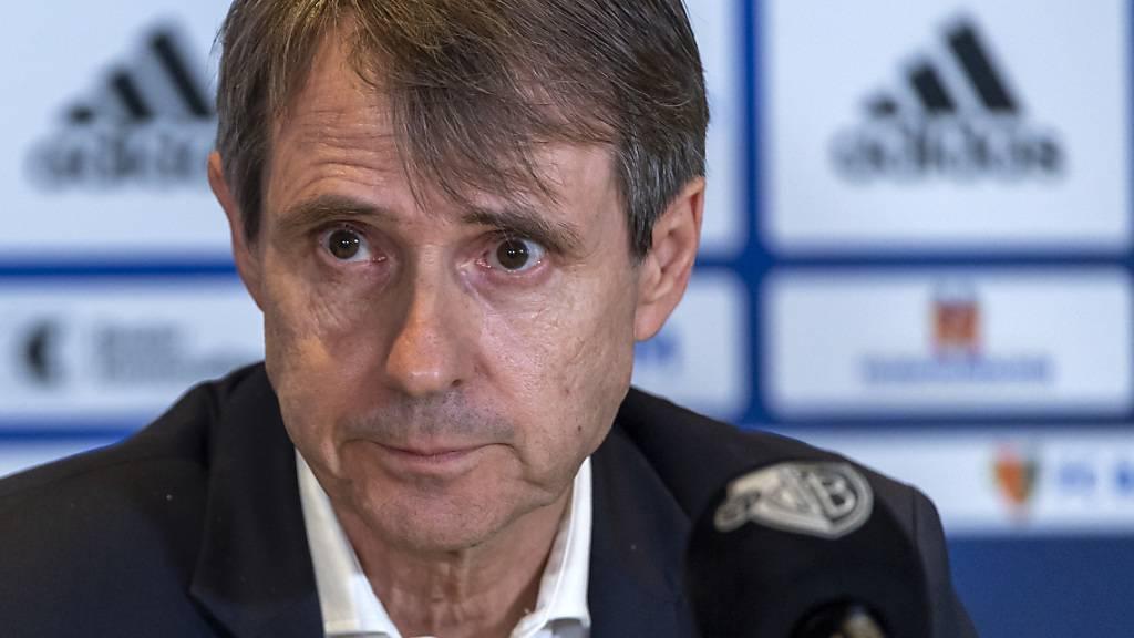 Burgener tritt als Vereinspräsident zurück, nicht aber als Aktionär