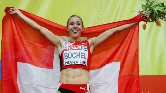Selina Büchel möchte auch in Rio zu den Besten gehören (Archiv)