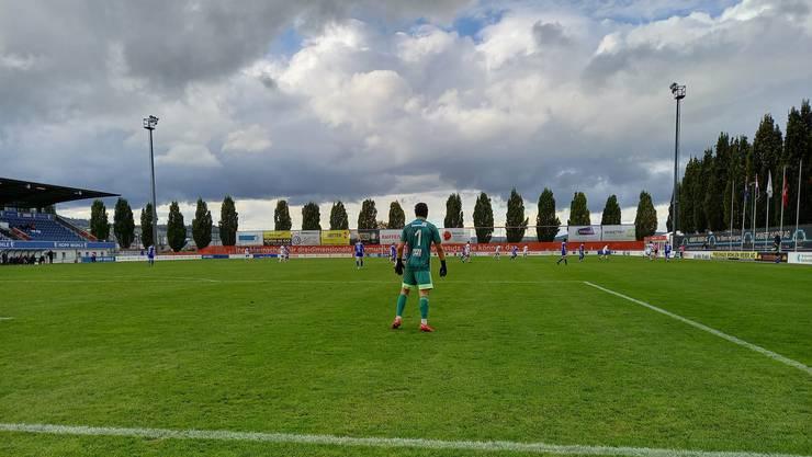 Am Samstagabend gastierte der SV Höngg im Stadion Niedermatten. Der FC Wohlen gewann das Spiel mit 4:1.