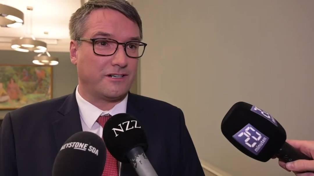 Christian Levrat: «Wir tragen halt nicht Grün im Namen»