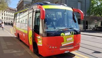 Die zweieinhalbstündige Stadtrundfahrt mit dem City Bus kostet 24 Franken. zvgBasel Tourismus