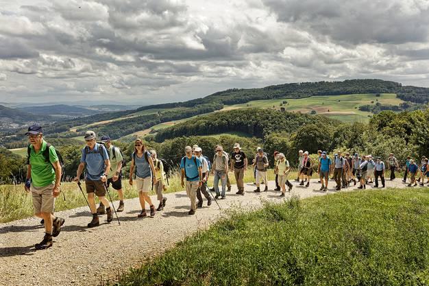 So schön war die 10. Etappe der Jubiläums-Leserwandern-Tour.