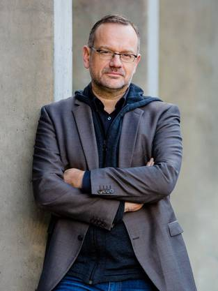 Michael Jucker, Co-Leiter der neuen Plattform Swiss Sports History