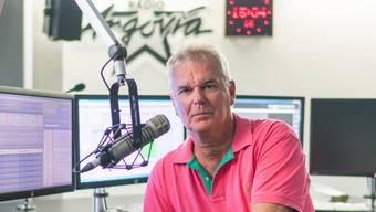 Freut sich auf das Rentner-Dasein: Jürgen Sahli, der zum Tagesthema im Radio stets «de Sänf dezue» gab.