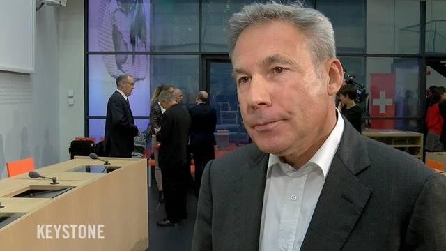 SVP-Fraktion nominiert Bundesratskandidaten im Dreierticket