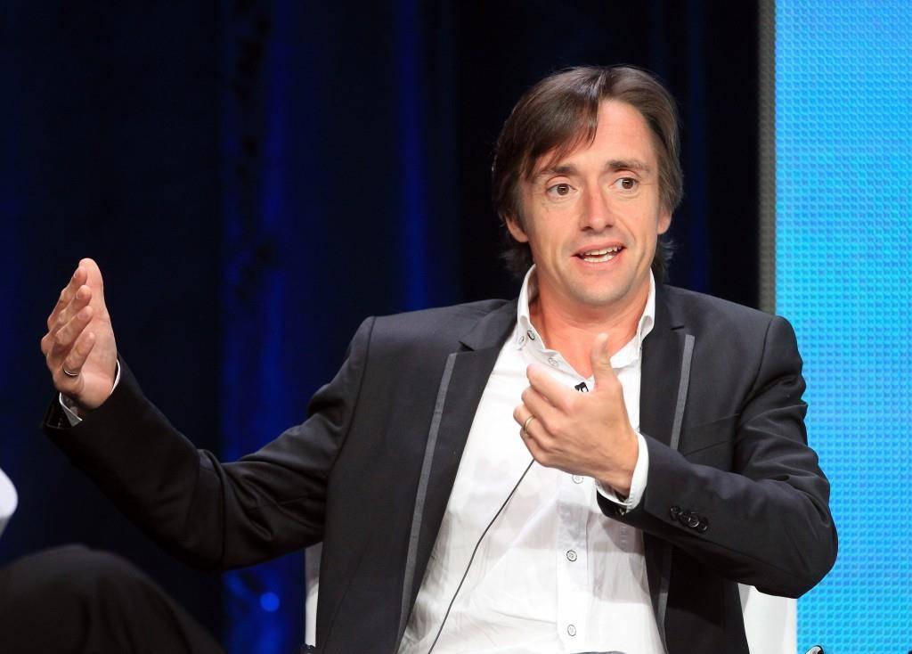 Richard Hammond hat früher die Autosendung «Top Gear» moderiert. (© Getty Images)