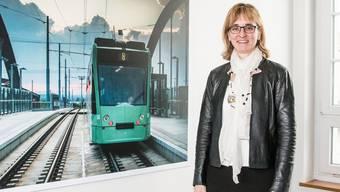 BVB-Präsidentin Yvonne Hunkeler.