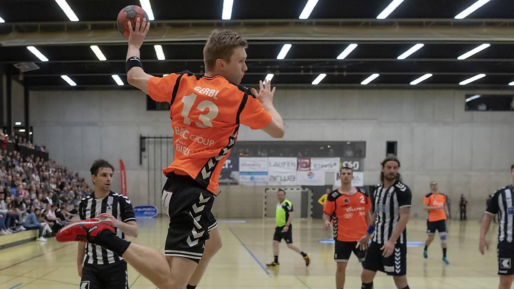 Siege für Pfadi Winterthur und Kadetten Schaffhausen