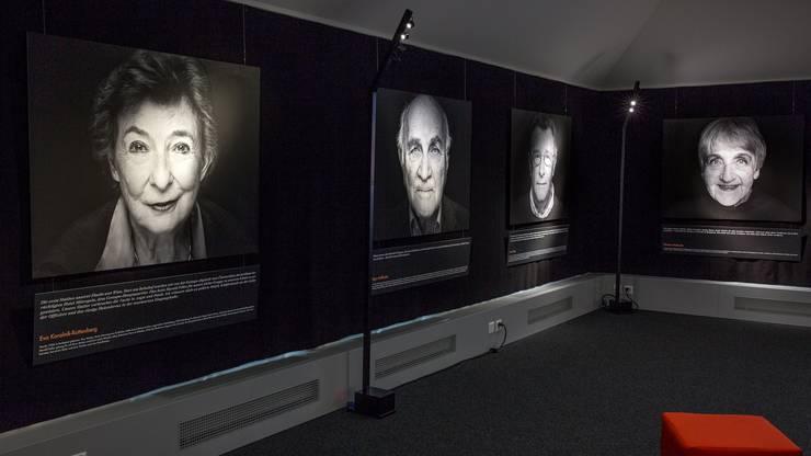 Die Ausstellung im Archiv für Zeitgeschichte der ETH Zürich.