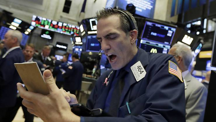 An der Börse ging es 2018 tüchtig auf und ab – in der Summe aber stärker in die Tiefe.