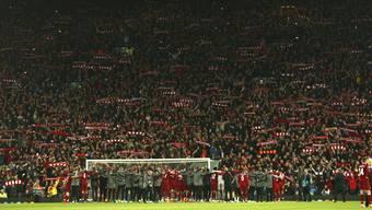 Liverpool besiegt Barcelona 4:0